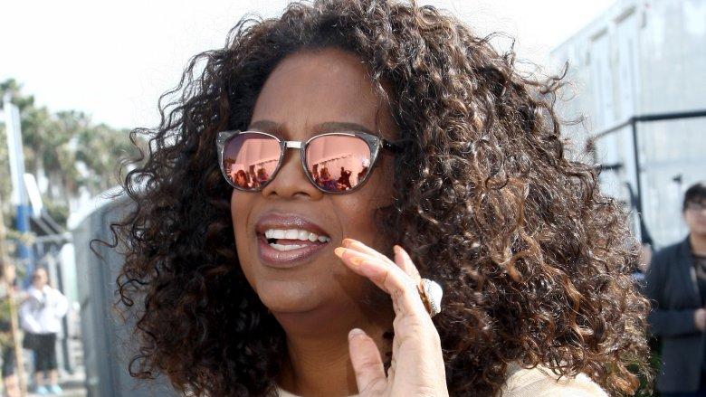 Oprah trova la sua privacy nella tenuta di Washington