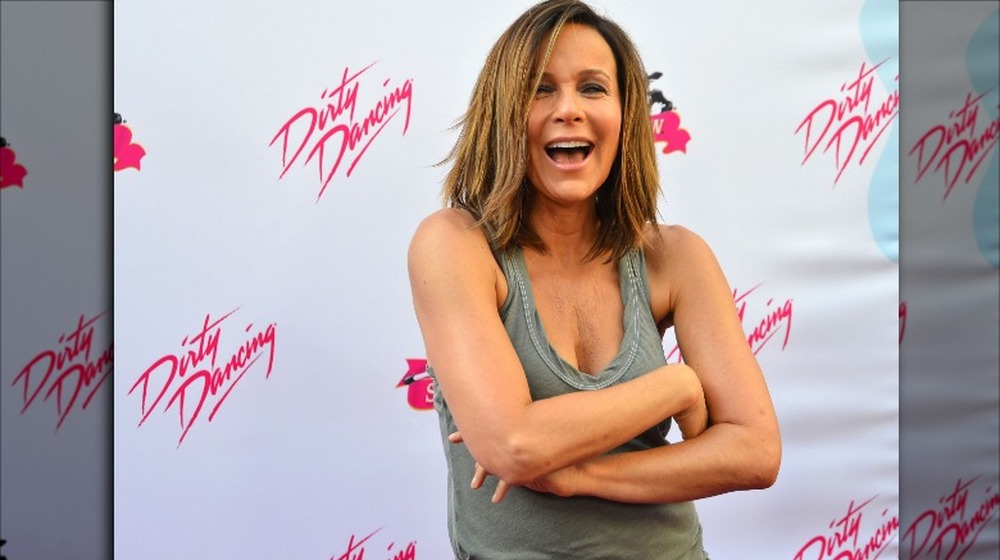 "Jennifer Grey al 25 ° anniversario di ""Dirty Dancing"""