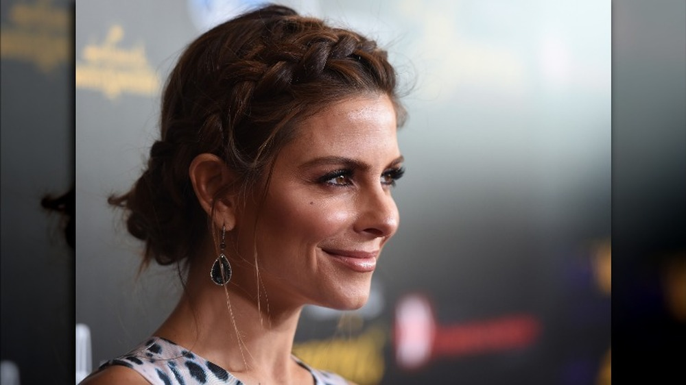 Maria Menounos al 40 ° anniversario Gracies Awards