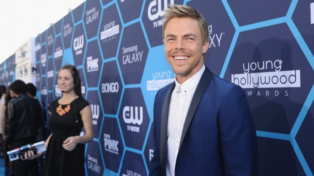 Derek Hough partecipa ai Young Hollywood Awards 2014