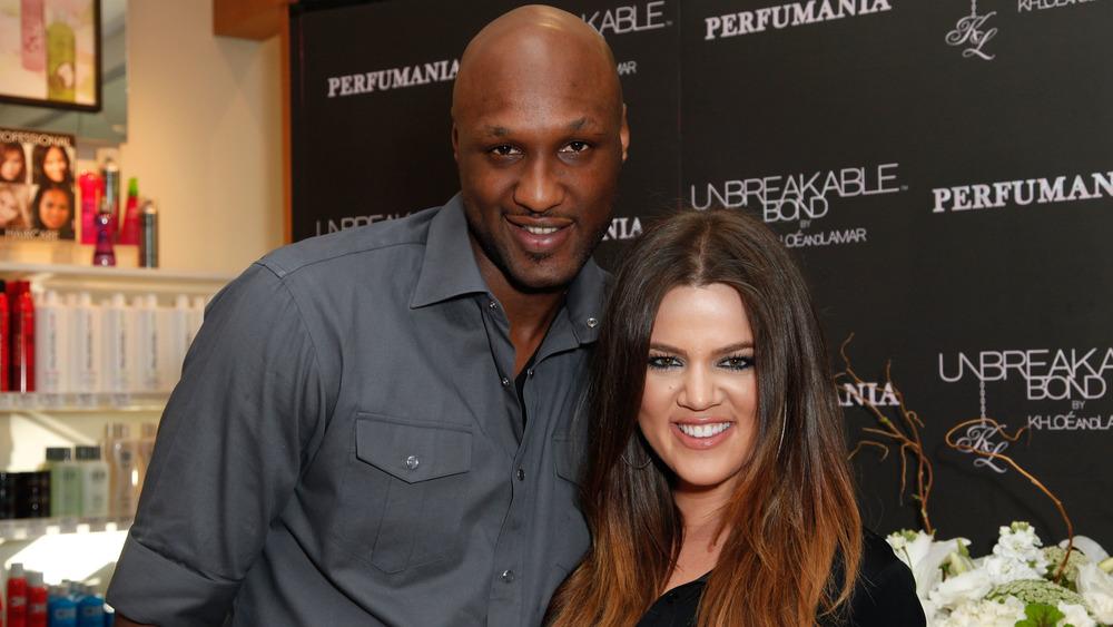 Lamar Odom e Khloe Kardashian
