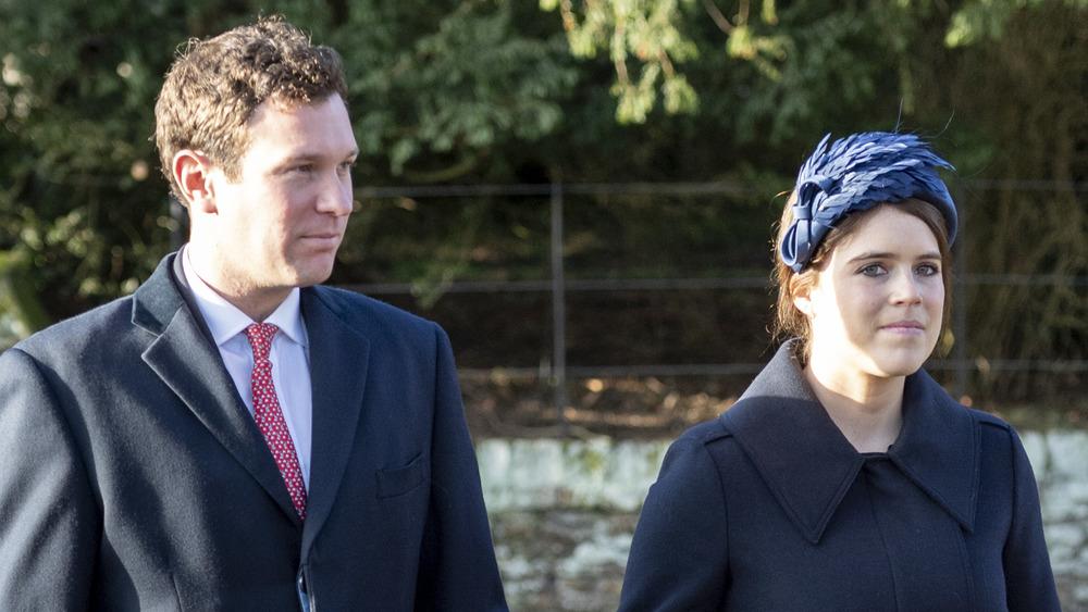 Jack Brooksbank e la principessa Eugenie