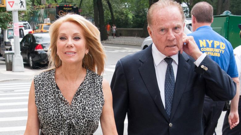 Frank Gifford e Kathie Lee Gifford si separano