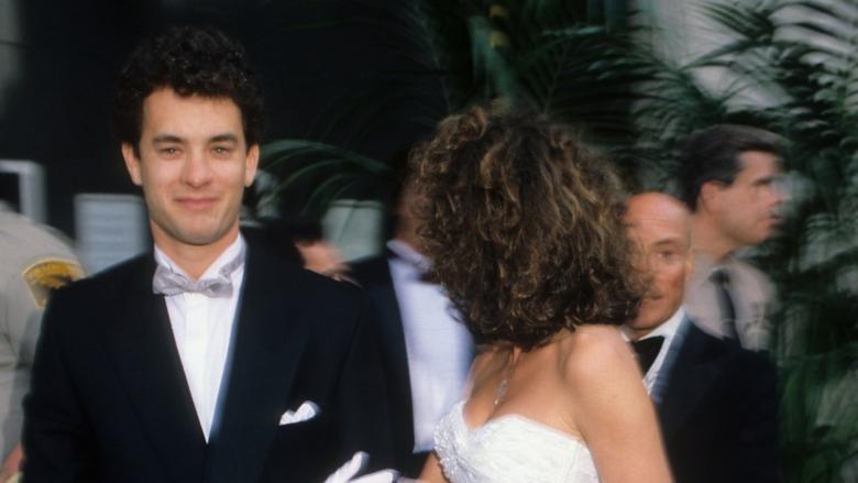 Matrimonio di Tom Hanks e Rita Wilson