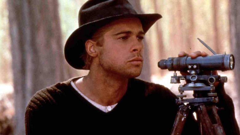 Brad Pitt nei panni dell