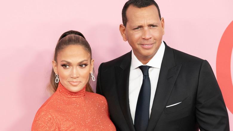 Alex Rodriguez e Jennifer Lopez insieme nel 20191