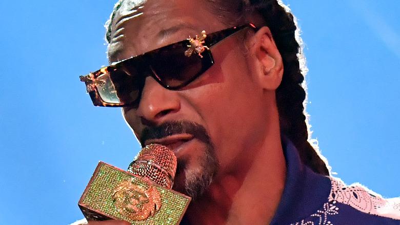 Snoop Dogg sul palco