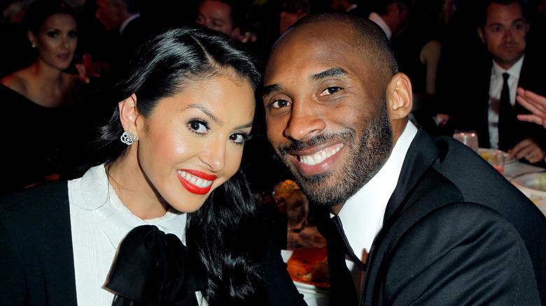 Vanessa e Kobe Bryant