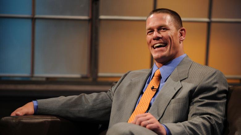 John Cena che ride