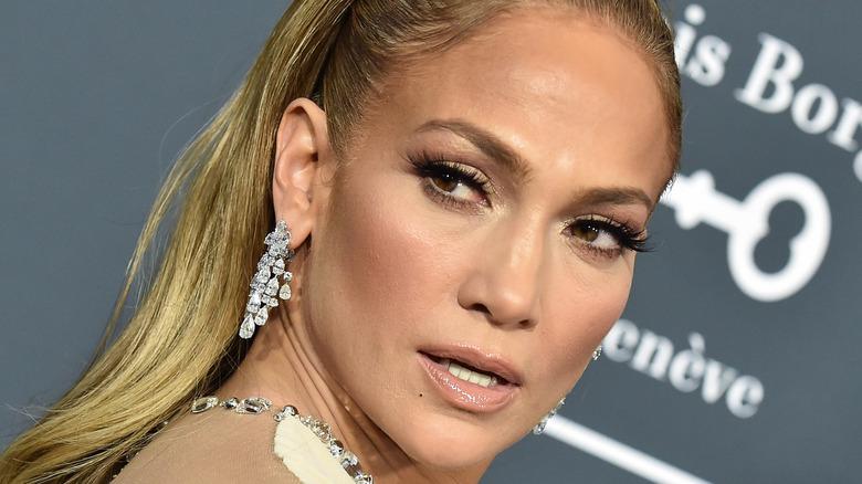 Jennifer Lopez nel 2020