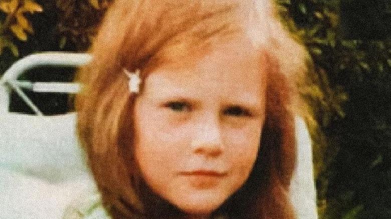 Nicole Kidman da bambina