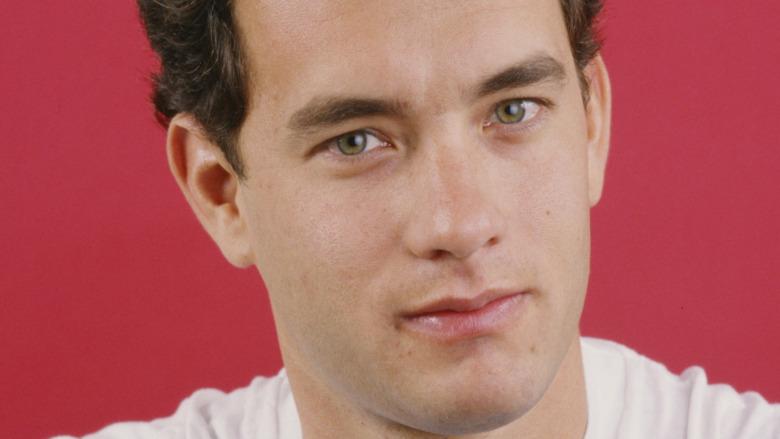Tom Hanks giovane