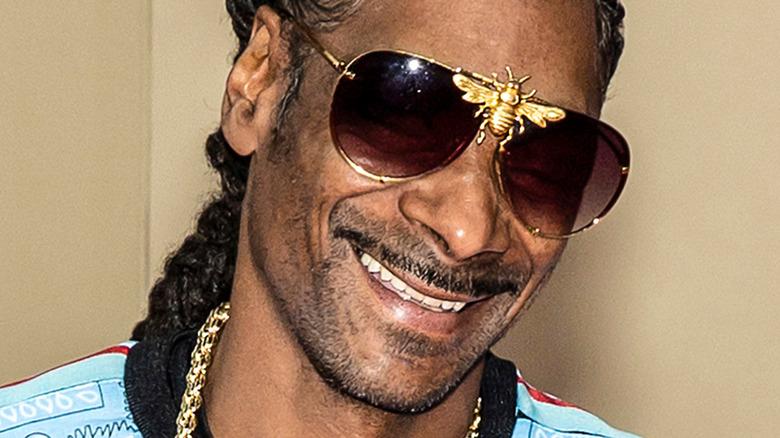 Snoop Dogg catturato dai paparazzi