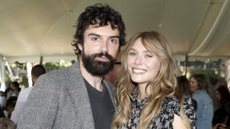 Robbie Arnett ed Elizabeth Olsen