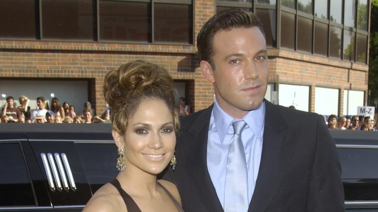 Jennifer Lopez e Ben Affleck sul red carpet