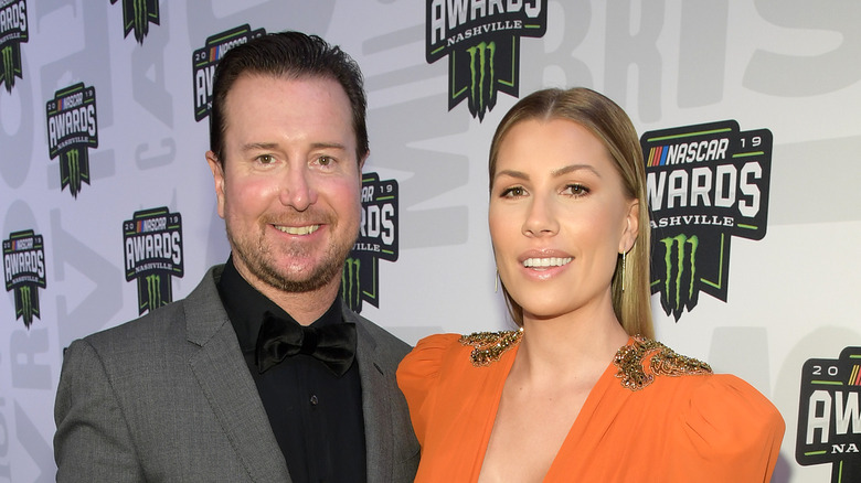 Kurt e Ashley Busch ai NASCAR Awards