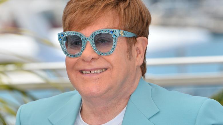 Elton John a Cannes nel 2019