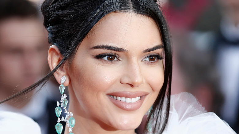 Kendall Jenner ad un evento
