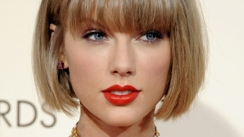 Taylor Swift sul red carpet