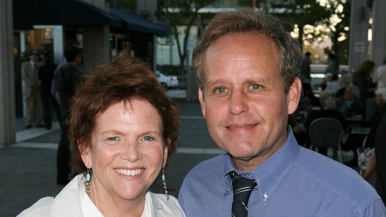 Martha Sue Cumming e Peter MacNicol