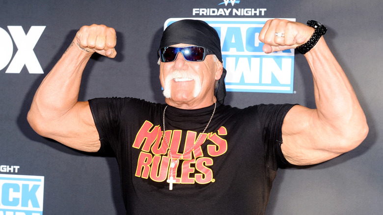 Hulk Hogan a SmackDown