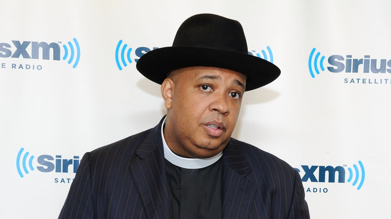 Reverendo Run a SiriusXM