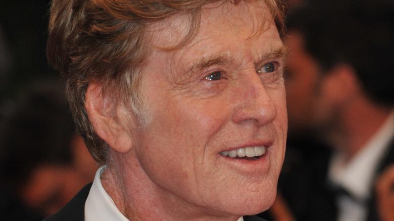 Robert Redford sul red carpet del Festival di Cannes