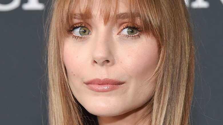 Elizabeth Olsen sul red carpet