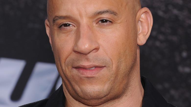"Vin Diesel alla prima di ""Furious 6"""