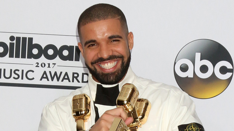 Drake ad un evento