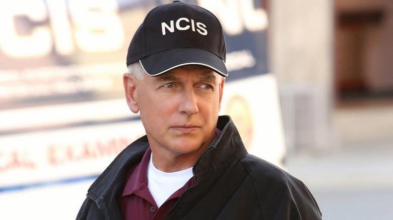 Mark Harmon in una scena di 'NCIS'