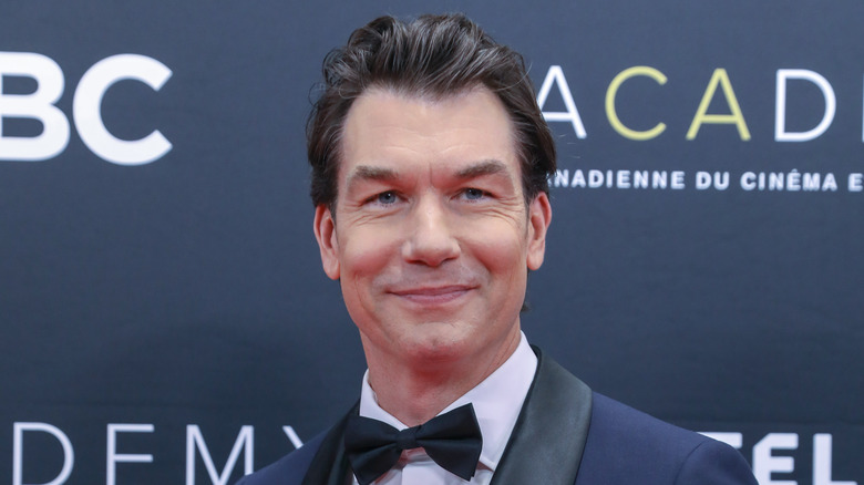 Jerry O'Connell, sorridente