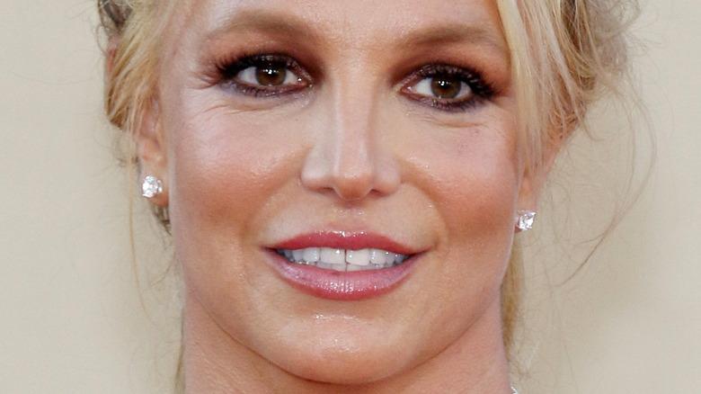 Britney Spears alla premiere di